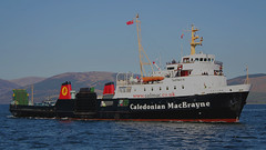 SATURN in Rothesay Bay, 2007 (Hugh Spicer / UIsdean Spicer) Tags: uk march scotland clyde 2007 firthofclyde