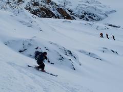 Skiing in Patagonia
