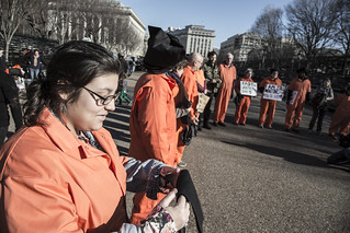 Witness Against Torture: White House Circle