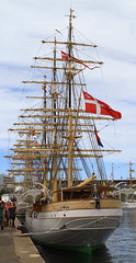 IMG_1636 (Paco Gonzlez1) Tags: puerto muelle corua barco cuttysark 2012 velero tallshipsrace trasatlantico