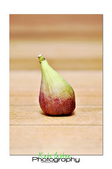 Fig (Kate Caston) Tags: food nature fruit garden nikon yum fig timber homegrown f4 200mm d90 2013