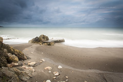 White Rock Beach, Killiney, Ireland (Jancek Photography) Tags: ireland wedding sea dublin cloud white beach rock clouds seaside sand photographer more voda countydublin killiney whiterockbeach jancek jancekphotography wwwjanceknet