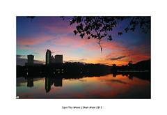Spot The Moon | Shah Alam 2012 (Sale