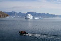 Greenland again (Bakis is Back) Tags: ocean sea cold boats ships greenland iceberg artic soe articcircle supershot