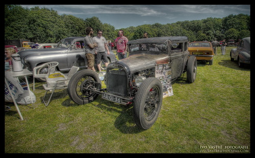 Ratrod Ford a 1929 AR-01-36