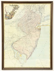 "59. 1778 Map of ""The Province of New Jersey"""