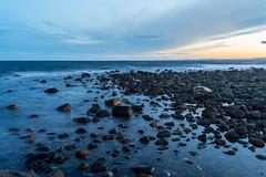 Day 28 Night (Jostein Nilsen Photography) Tags: longexposure ocean after sunset nature landscape seascape norway vestfold summer