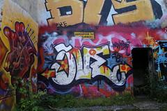 Summer in Pispala (Thomas_Chrome) Tags: street streetart art wall suomi finland graffiti europe gallery fame can spray chrome nordic walls tampere legal hof pispala