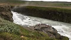 P1870426 Gullfoss waterfall  (20) (archaeologist_d) Tags: waterfall iceland gullfoss gullfosswaterfall