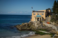 Coogee surf club (andrew.chong7779) Tags: coogee surfclub bluesky sea