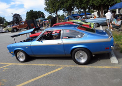 1973 Chevy Vega (WetCoastLife) Tags: 1973 chevy vega northdelta delta northdeltashowandshine carshow car classicscars cars showandshine vancouver
