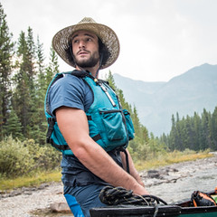 Photo of the Day | David Jackson (boardfx) Tags: bc banffnationalpark canada forest adventure alberta alone camping canoe cold exploration explore fog fun landscape mountains nature outthere outdoor paddle rain rapids released rockies smoke taiga tough tourism travel water wavetrain weather