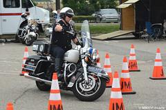 223 Wayne - Fort Lee Police (rivarix) Tags: newjerseylawenforcementmotorcycleskillsrun policerodeo policeridingcompetition policeman policeofficer lawenforcement cops policemotor fortleepolicedepartmentnewjersey harleydavidsonpolicemotorcycle harleydavidsonroadking motorcops