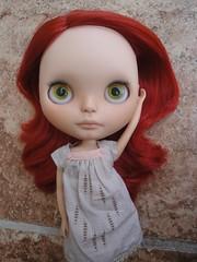 My striking Quinn