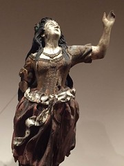 1-4 Nadelman Folk Art at NYHS (MsSusanB) Tags: nadelman nyhs ship rosaisabella clipper folkart sculpture elie viola wood modernart