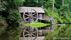Honeymoon Cottage in Cashiers, NC (TravelsJ19) Tags: honeymoon cottage cashiers northcarolina joycecortilesso cabin waterwheel lake golfcourse