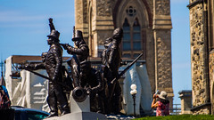 Monument to the War of 1812 (u/sky) Tags: canada ottawa ontario southernontario monumenttothewarof1812 warof1812 parliamentofcanada parliamenthill