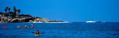 Caiaque (Jorge Hamilton) Tags: california los angeles santa monica san diego miniatura praia beach sun sol cliffs shores jorgehamilton brandao brando flickr photo foto fotografia photography