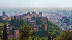 115 - Alhambra desde la Silla del Moro (dreyphotos) Tags: alhambra granada silla mirador moro andaluca espaa spain
