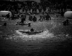butterfly (before zn) Tags: swim sea mono monochrome outdoor people athletic sports a6000sony