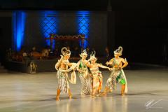 Ramayana Ballet (1) (Robert-Jan van der Vorm) Tags: indonesia yogjakarta prambanan temple candi rara jonggrang ramayana ballet music performance central java