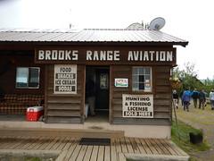 Brooks Range Aviation in Bettles
