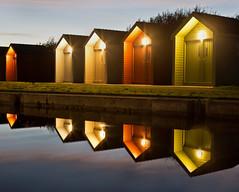 kelpie Huts (overhoist) Tags: overhoist canon canoneos5dmarkiii scotland reflection twoeggsinahanky bampot slurper bawbag