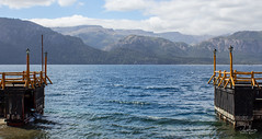 Lake door (Daniel Obando Photo) Tags: lago nahuel huapi magic magico bariloche patagonia un placer chill naturaleza puerta