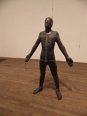 Antony Gormley 'Untitled (for Francis)', 1985 (puffin11uk) Tags: puffin11uk london tatemodern 50club