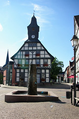 Fachwerkstadt Uslar (ute_hartmann) Tags: uslar solling stadt fachwerk niedersachsen