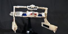 DSC_4716 (jonmunz) Tags: lego star trek spaceship uss reliant starship wrath khan