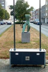 Antwerp Belgium (rogerpb) Tags: antwerp antwerpen belgium urban city street rogerpb karlhartung streetphotography sculpture rogerbrosius panasoniclumixdmctz8