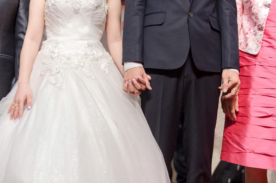 台南婚攝 情定婚宴城堡永康館 婚禮紀錄 C & V 135