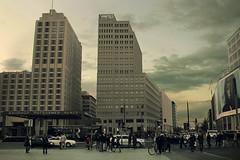 potsdamer plaz (marcosmallred) Tags: potsdamerplatz berlin berlino germany