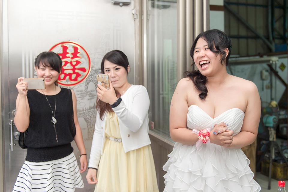 台南婚攝 情定婚宴城堡永康館 婚禮紀錄 C & V 041