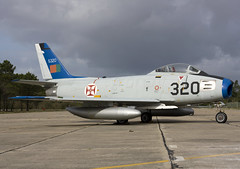 F-86 5320 CLOFTING_MG_9501 FL (Chris Lofting) Tags: f86 sabre 5320 montereal portugal