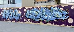 Rotterdam graffiti/street art (Akbar Sim) Tags: rotterdam rotjeknor holland nederland netherlands schuttingtaal graffiti streetart akbarsim akbarsimonse