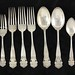 "2025. Towle ""Georgian"" Sterling Silver Flatware"
