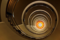 Brahms Kontor (michael_hamburg69) Tags: orange elephant stairs germany spiral deutschland stair hamburg stairway treppe escalera staircase reiter scala anton elefant kontor escalier 2012 deutsche 1903 stufen stufe denkmal treppenhaus backstein artdco gelnder escala tagderoffenentr wendeltreppe stiftung     handlauf denkmalschutz brahmskontor kontorhaus tagdesoffenendenkmals johannesbrahmsplatz  europeanheritagedays treppenauge stahlskelett daghaus  ludwigkunstmann denkmaltag karlmuckplatz tiji jit  lundtkallmorgen stahlskelettbauweise photowalkwithkatrin