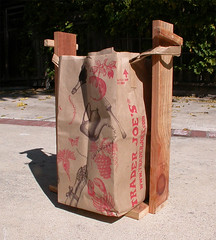 "Wooden Recycle Bag Holder • <a style=""font-size:0.8em;"" href=""https://www.flickr.com/photos/87478652@N08/8081367292/"" target=""_blank"">View on Flickr</a>"