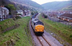 37 903 (Silurian60) Tags: southwales railway locomotive cwm class37