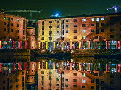 Liverpool's Albert Dock at night (with Zebu) (Night-Sky) Tags: water night marina liverpool boats nightscape nightshot ships nightsky tallships mersey albertdock waterscape zebu thegalaxy bestcapturesaoi nightskyportfolio elitegalleryaoi nightskyportfoliio nightskysphotos nightskysphotographs nightskyspictures nightskyspics sunrays5