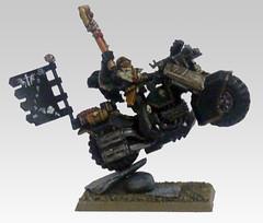 Brother Alexar, Interrogator Chaplain (Kerrathyr) Tags: 40k warhammer spacemarines darkangels