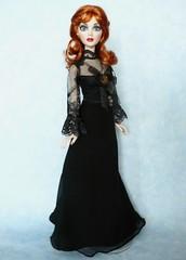 Black Emily (Antiphane) Tags: doll vinyl forever now ghastly evangeline tonner wildeimagination