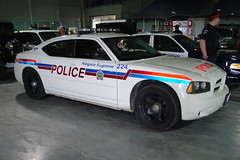 2008 Dodge Charger (Emergency Vehicle Photography) Tags: canada police niagara dodge 2008 regional charger