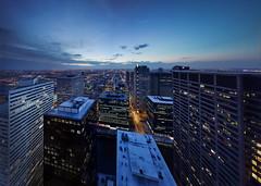 Sony RX100 cityscape panoramic - 16 shots (Rasidel Slika) Tags: city blue panorama chicago ice skyscraper ross cityscape sony panoramic hour microsoft slika rx100 delobbo rossimages rasidelslika rasidel wwwrossimagescom