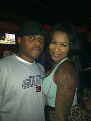 At K.O.D. w/Deelishis in the D.