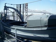 Whaleboat (boncrechief) Tags: destroyer museums usnavy usskidd fletcherclass
