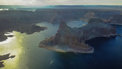 Sunset over the Lake Powell (K r y s) Tags: utah unitedstates ouestamericain