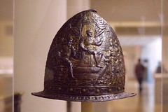 Pointed morion or Cabasset (THoog) Tags: armor armour armatura armadura armure rüstung thoog